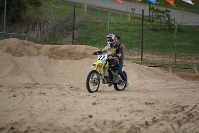 250 & 450 Practice sessions