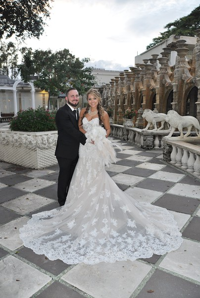 Amazing Wedding at The Kapok Tree Event Center & Gardens in Clearwater ,FL