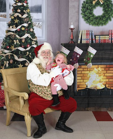 A Crockett Christmas Santa