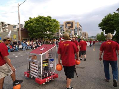 2012 Syttende Mai Parade