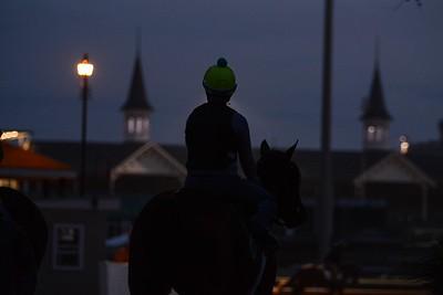 Dawn at the Downs 4-25-16