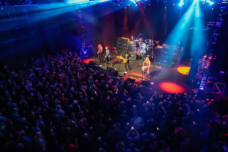 Ace Frehley show at Joe's Live Rosemont on Friday, December 13