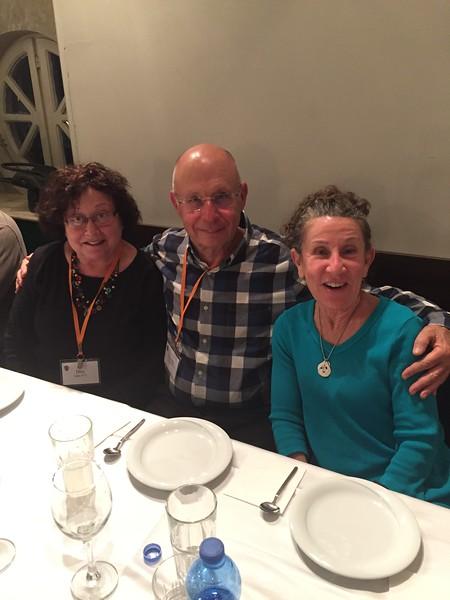 Alumni Dinner - Bridget St. Clair