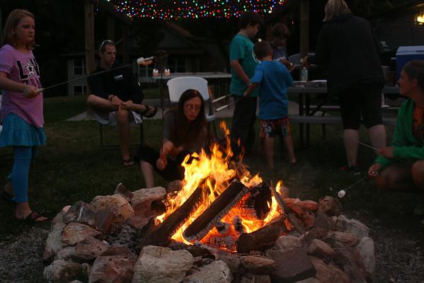 Tourettes Family Camp