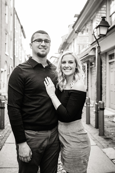 MICHELLE AND NICK - OLD CITY ENGAGEMENT SESSION - 2.jpg