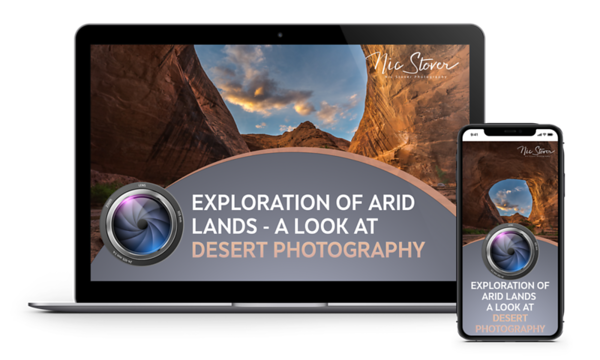 Exploration of Arid Lands a look at Desert Photography