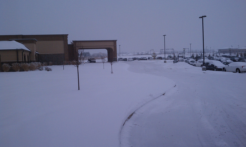 Snowy Jan in IL - I'm not designed to operate in these conditions