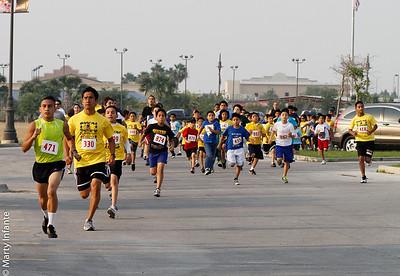 Autism Awareness 1 Mile fun run (boys)