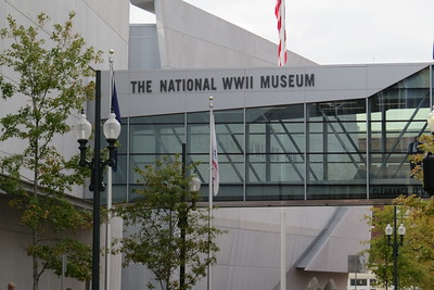 Monday - WWII Museum