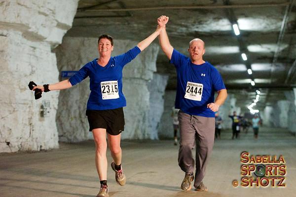 """Wampum Underground """"Runnin' Outta Our Mine"""" - 5K Race - Bib Numbers #2400-2499"""