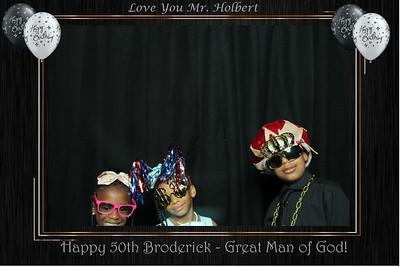 7.6.18 Broderick's 50th Birthday (MB)