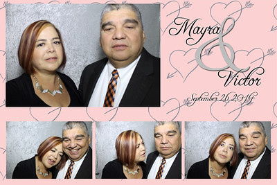 Mayra & Victor Wedding