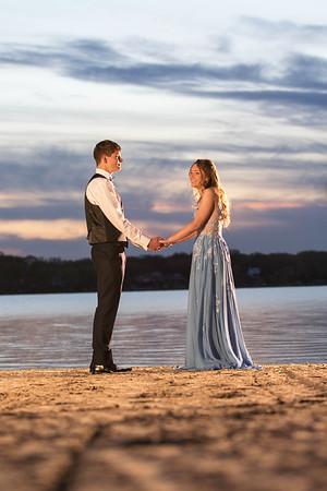 Nikki & Cody Prom