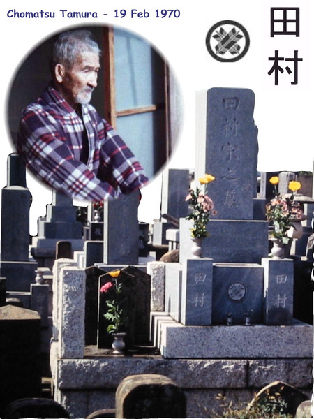 Chomatsu Tamura History File