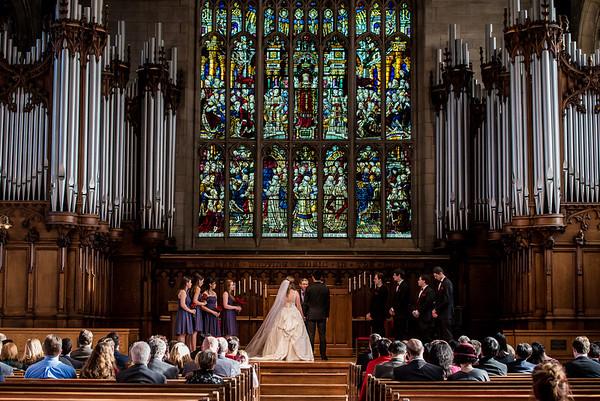 Sarah and Michael's Wedding