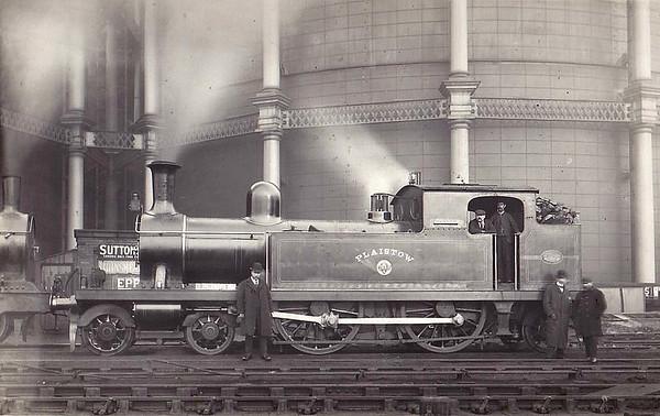 LOCOMOTIVES OF THE LONDON, TILBURY & SOUTHEND RAILWAY