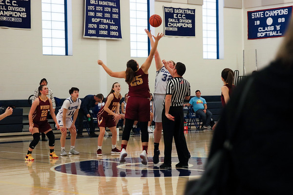 Windsor Locks Raiders vs Putnam High School