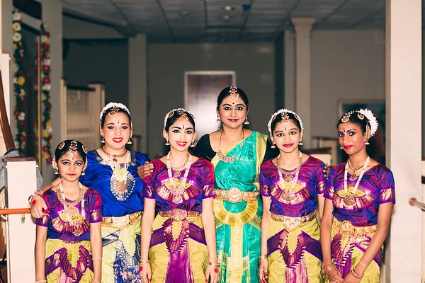Sarasa Natya Academy Portraits