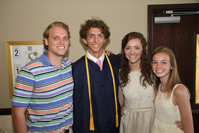 Eric's Graduation