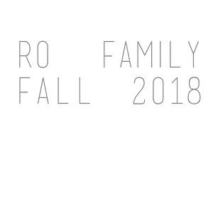 Ro Family Fall 2018