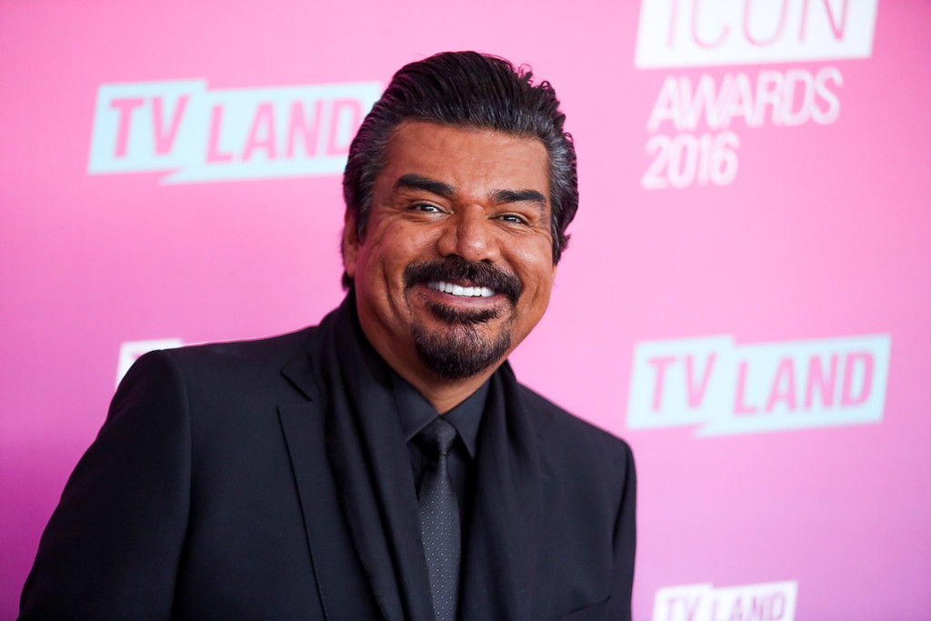 . George Lopez arrives at the 2016 TV Land Icon Awards at Barker Hangar on Sunday, April 10, 2016, in Santa Monica, Calif. Lopez performs July 27 at the Hard Rock Rocksino at Northfield Park. For more information, visit hrrocksinonorthfieldpark.com.  (Photo by Rich Fury/Invision/AP)