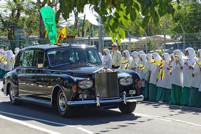 60. Geburtstag des Sultans von Brunei: Tutong