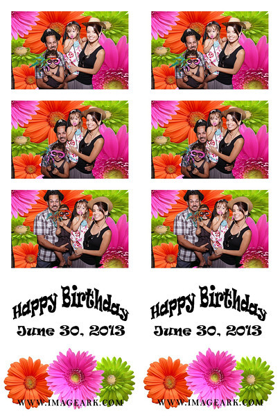Ally's Birthday Party