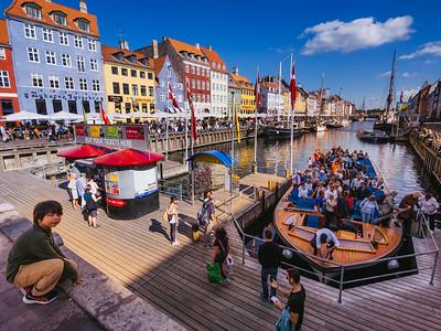 Copenhagen About Town