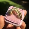 Vintage Mini Plume Pin 4