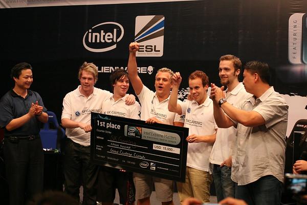 Intel Extreme Masters Global Challenge Chengdu 2009