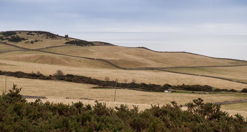 Moray Firth coast in Sutherland