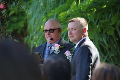 Britta and Dane's Wedding