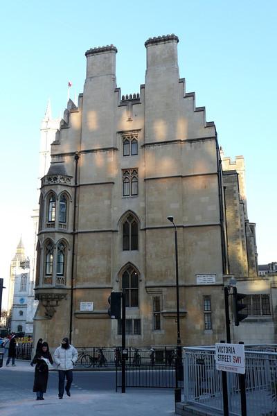 The Sanctuary. London