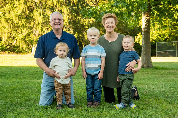 Reinard/Hambridge family