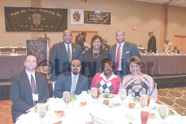 Community Outreach Luncheon