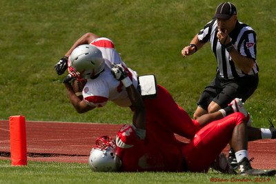 2014-08-24 Western State Scrimmage 1