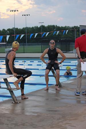 TriFest Olympic Swim 2013