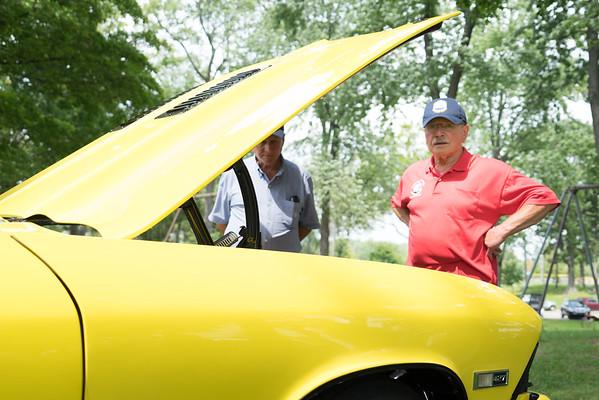 Marysville car show / Art Fair / poker paddle  8/20/16