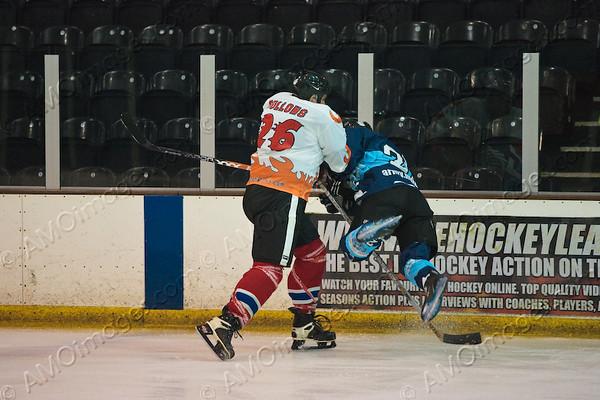 Phoenix vs AAC Ice Hawks