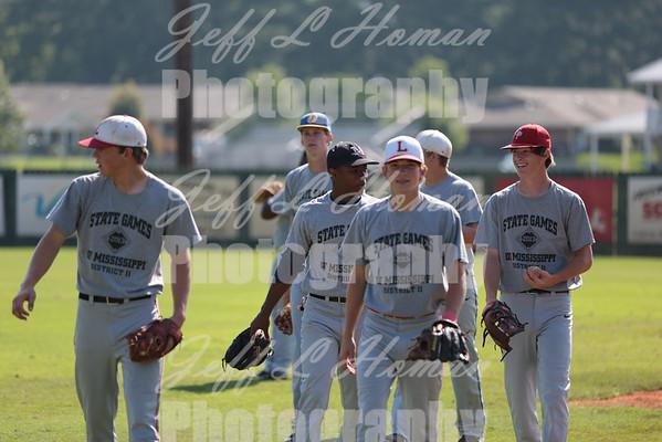 State Games All-Star Baseball Fri GM 1