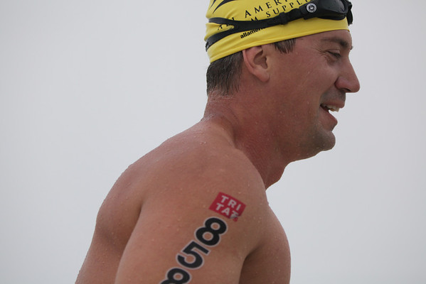 Santa Rosa Island Triathlon 2012