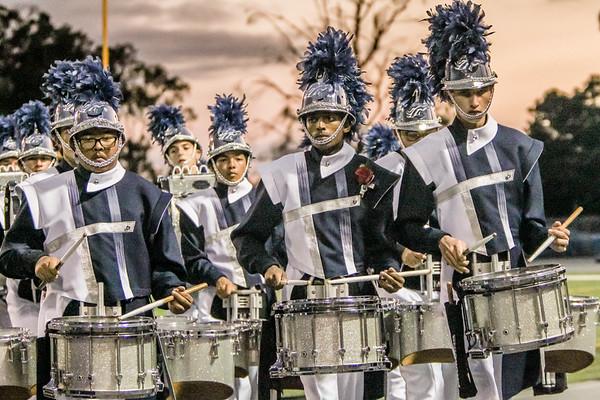 Senior Night Band Cheer
