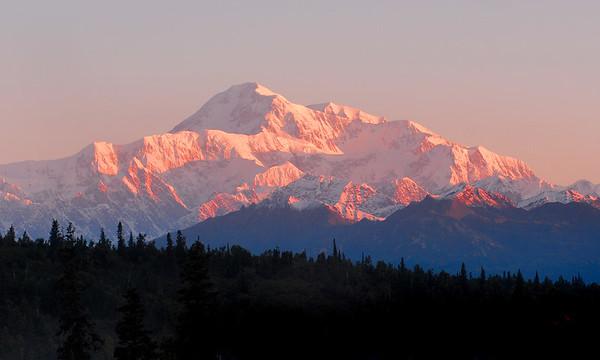 Alaska-Mt. McKinley (Denali)