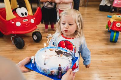 Livi 3rd Birthday Party