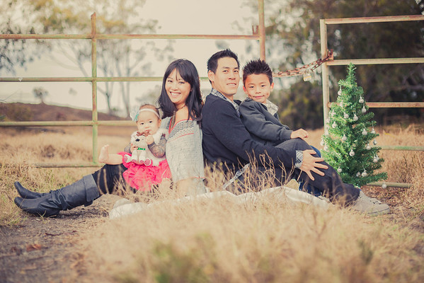 The Kwok family
