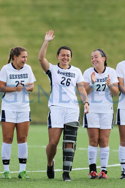 Women's Soccer vs. Cortland