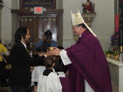 2013 Altar Server Mass