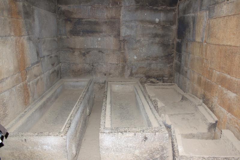 Axum-6th century tomb of King Kaleb