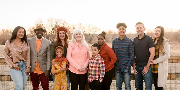 Osei Extended Family Session