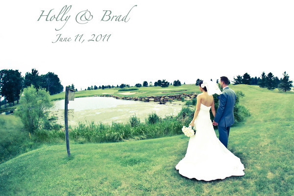 Holly & Brad